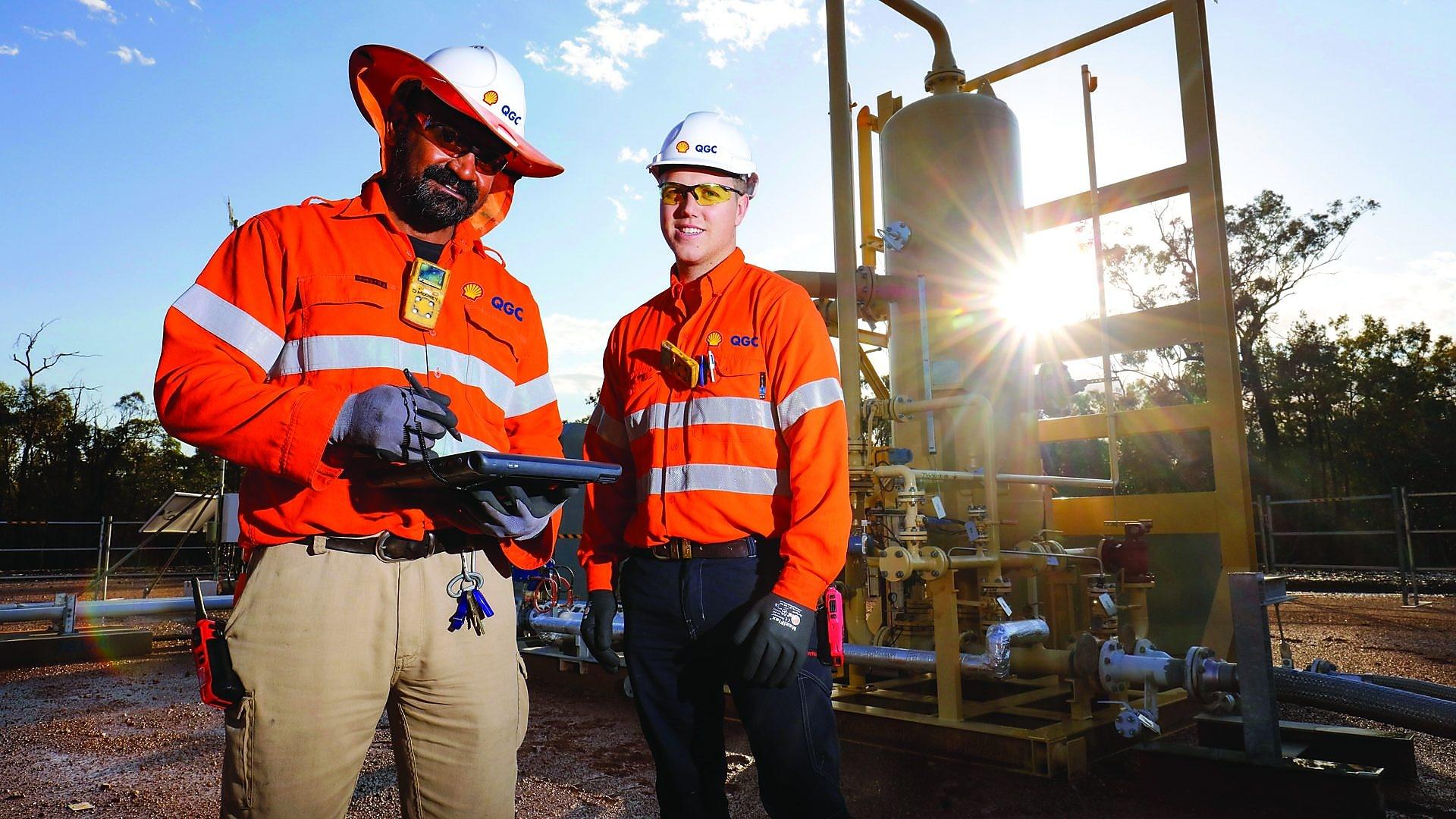 QGC | Shell Australia
