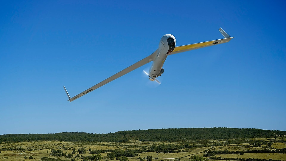 Ground-breaking RPAS