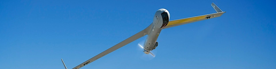 Remotely piloted small-scale aircraft systems (RPAS) survey gas field infrastructure