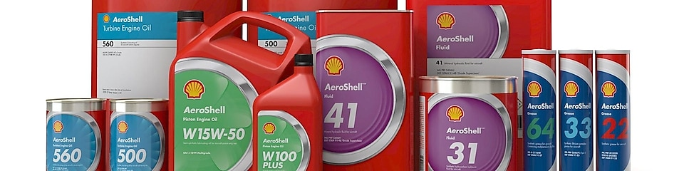 AeroShell Products