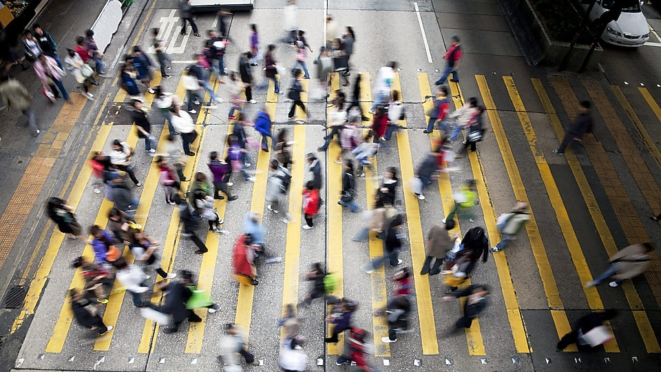 The world's population could grow to 9 billion people by 2050