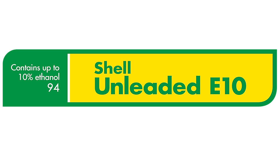 Shell Unleaded E10