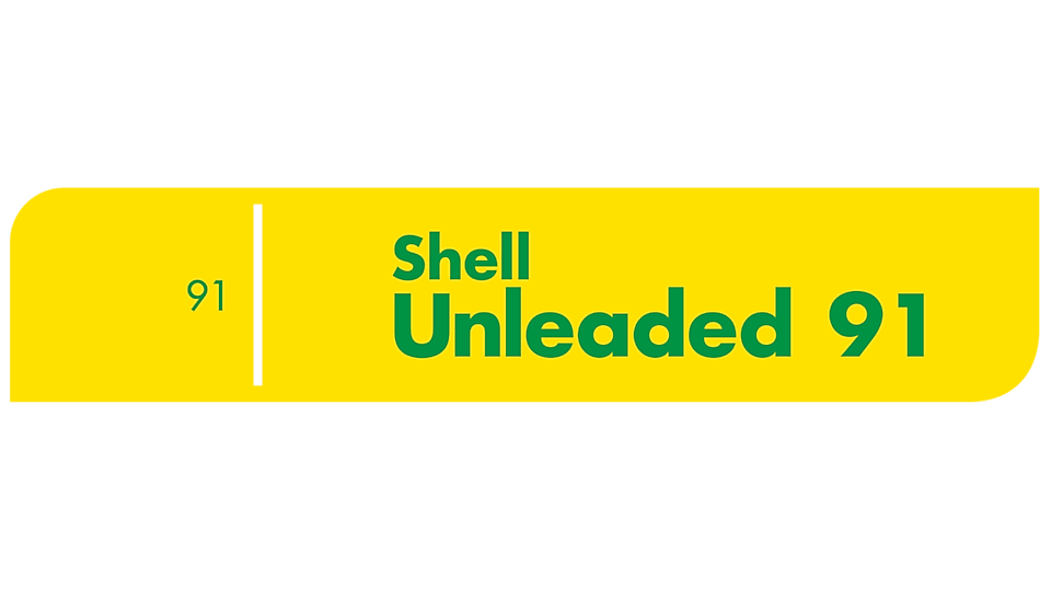 Shell Unleaded 91