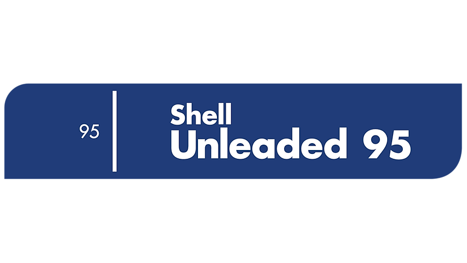 Shell Unleaded 95