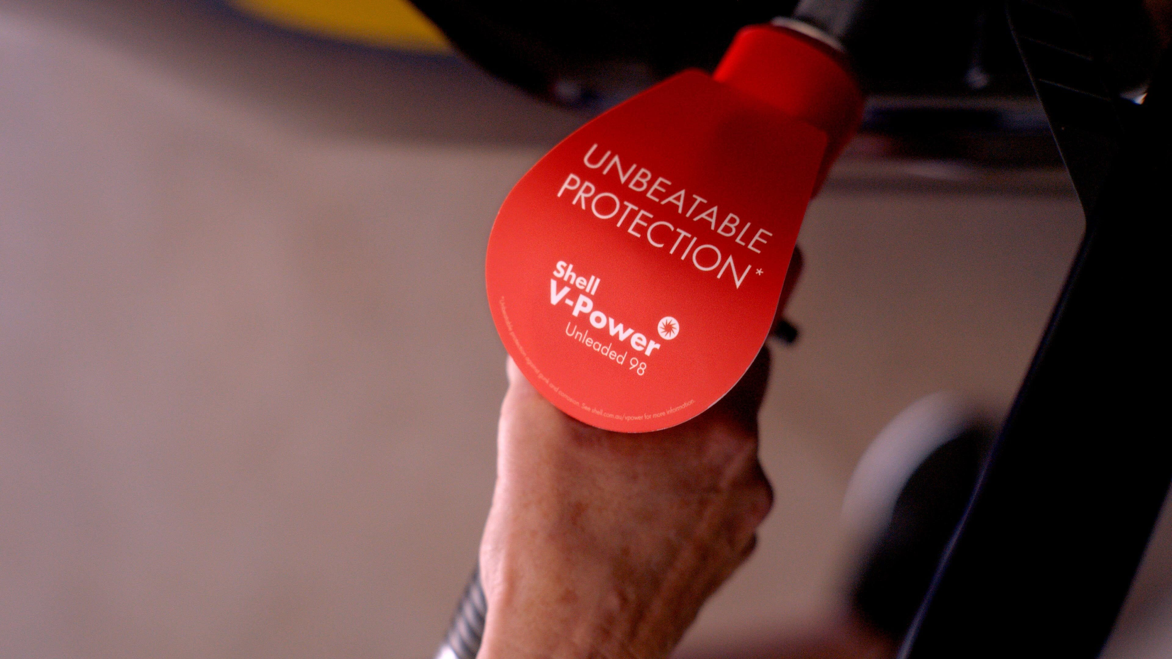 Shell V-Power Premium Fuels