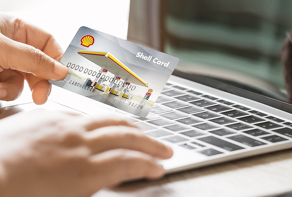 Learn more about Shell fuel card